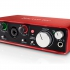 Scarlett 2i2  2-in/2-out USB 2.0 Audio Interface